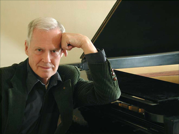 Ned Rorem (Photo: Christian Steiner)
